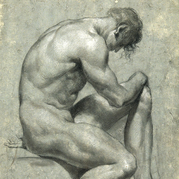 Male Life Drawing Classes